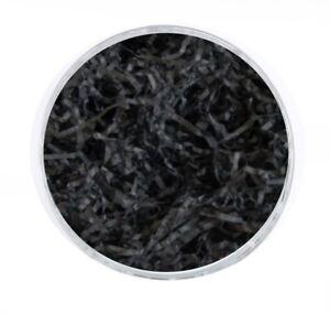 40 grammes de noir panier shred cadeau box packaging-soft déchiqueté papier tissu