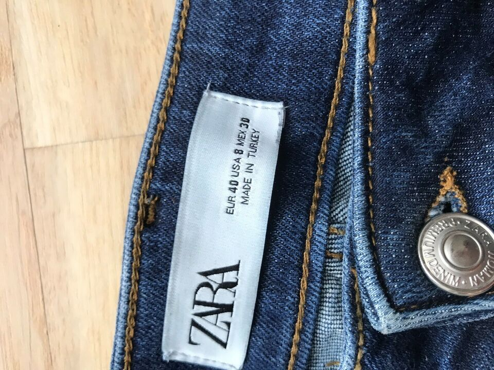 Jeans, Zara, str. 40