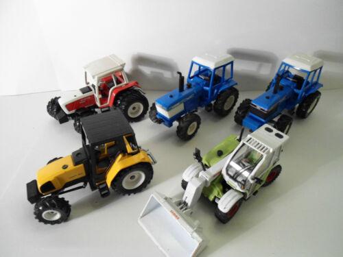 Renault. Traktoren. Steyr . Claas  Siku Farmer 1//32 Raritäten Ford .