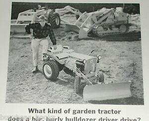 1967-Allis-Chalmers-advertisement-lawn-tractor-with-large-bulldozers