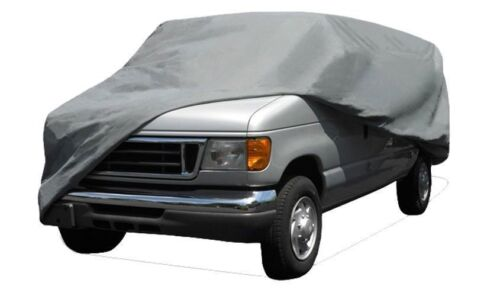 5 LAYER Ford E350 Van Car Cover Waterproof Durable