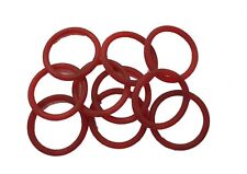NINJA CO2 and HPA Paintball Tank O-Rings 10 Pk - Red