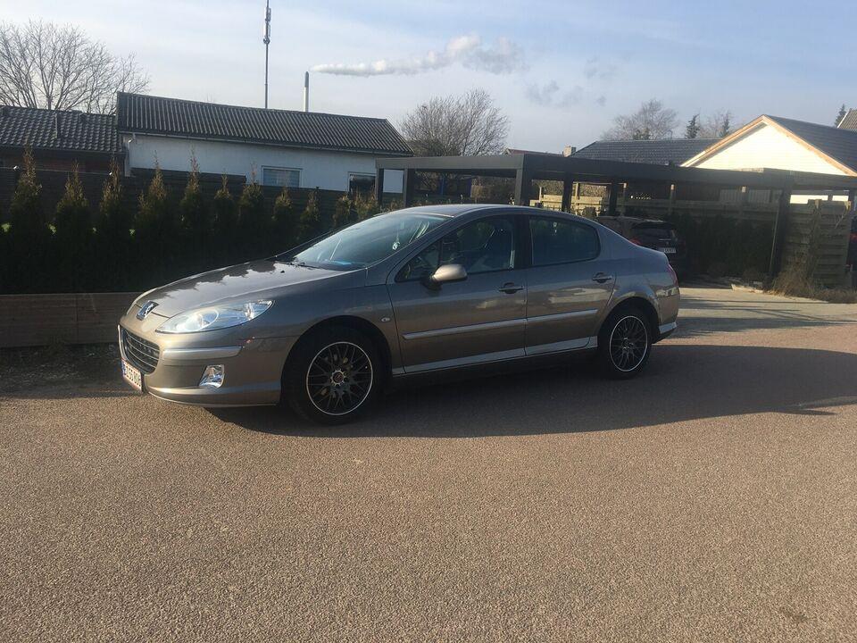 Peugeot 407, 1,8 Performance, Benzin