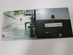 SIX FEET UNDER - Music From The HBO Original Series - CD Album 2002 - Italia - SIX FEET UNDER - Music From The HBO Original Series - CD Album 2002 - Italia