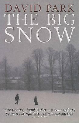 The Big Snow, Park, David, Very Good Book