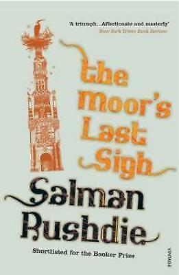 1 of 1 - The Moor's Last Sigh by Salman Rushdie (Paperback, 1996)