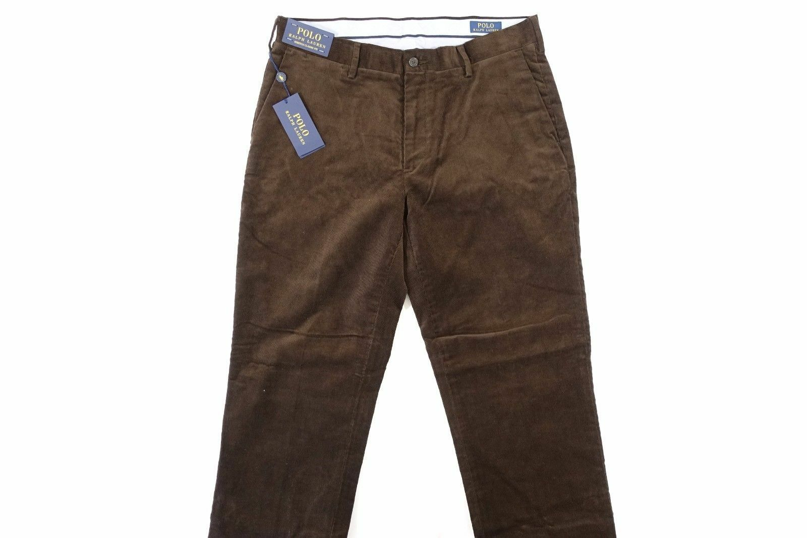 Polo Ralph Lauren Stretch Classic Fit Corduroy - Worth Brown - 30X32