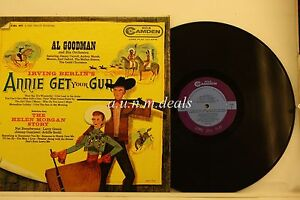 Al-Goodman-amp-His-Orchestra-Irving-Berlin-039-s-Annie-Get-Your-Gun-LP-12-034-G