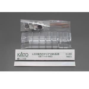 Kato 11-221 Kit Lumière LED   Interior Lighting Kit 7X - for Series 285 - N