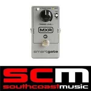MXR135-MXR-SMART-GATE-NOISE-GATE-ELECTRIC-GUITAR-EFFECTS-FX-PEDAL-JIM-DUNLOP