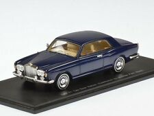 Spark Bentley t1 two door Saloon 1967 Blue 1:43 (s3814)