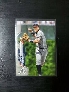 2020-Topps-Series-1-Chipper-Jones-Variation-Atlanta-Braves-Mlb-Sp-Baseball-Card