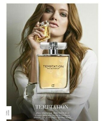 TEMPTATION, perfume de mujer, yanbal | eBay