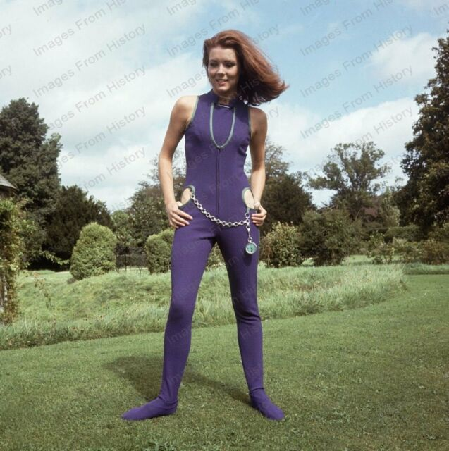 8x10 Print Diana Rigg The Avengers 1968 #DR99