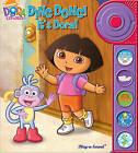 Little Door Bell Sound  Dora the Explorer by Phoenix International, Inc (Board book, 2009)