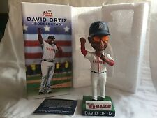 2016 Boston Red Sox David Ortiz Bobblehead 8/9/16 NEW SGA boxed bobble Big Papi