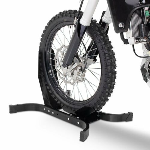 Paddock stand front wheel chock CBM motorcycle motorbike