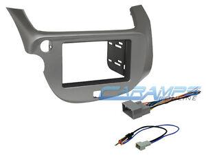 2009 2012 honda fit car stereo radio installation dash kit w wiring rh ebay com  honda fit radio wiring harness