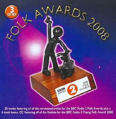 1 of 1 - Various Artists - BBC Folk Awards 2008 3CD Unthanks/Blowzabella/Simpson/Rusby