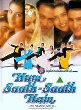 Hum Saath Saath Hain - Salman Khan, Karisma Kapoor, Tabu,  bollywood hindi dvd