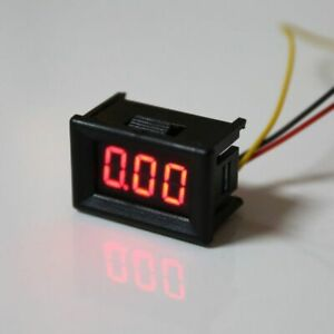 DC-0-100V-0-36-034-3-digital-Voltmeter-LED-Panel-Voltage-Meter-For-Car-Motorcycle