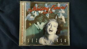 COLONNA-SONORA-THE-WEDDING-AND-THE-FUNERAL-GORAN-BREGOVIC-CD