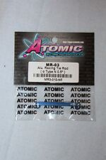 ATOMIC  Aluminium Racing Tie Rod (a Type N 0.5°) - MR3-012-N5