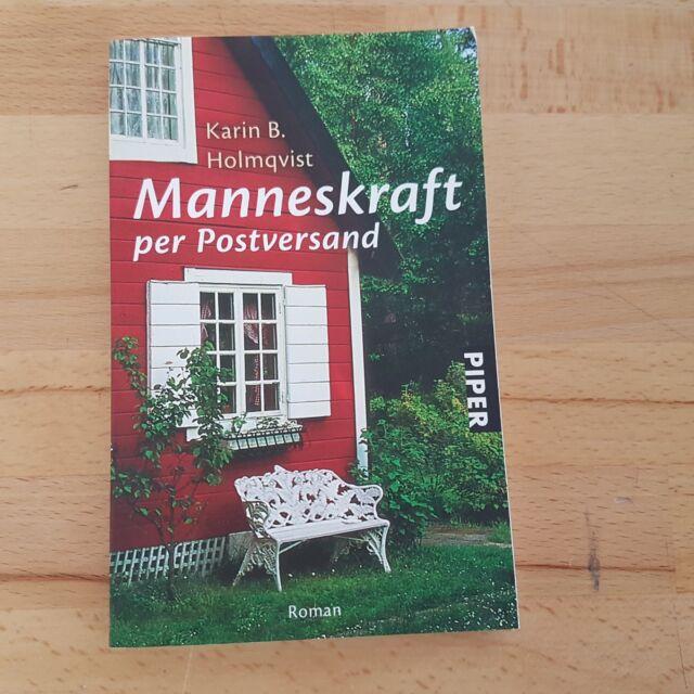 Manneskraft per Postversand Karin B. Holmqvist