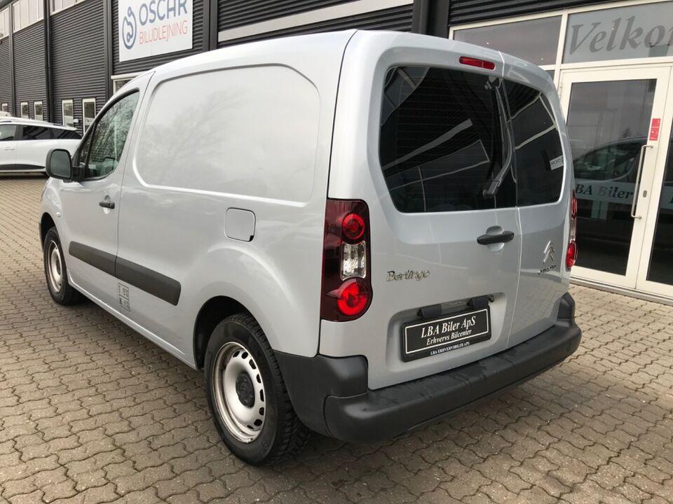 Citroën Berlingo 1,6 BlueHDi 100 Cityvan L1N2 Diesel