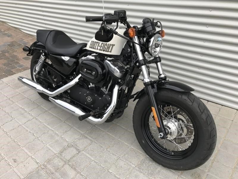 Harley-Davidson, XL1200X Forty Eight, ccm