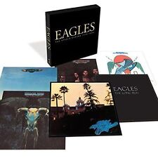 EAGLES 'THE STUDIO ALBUMS 1972-1979' (Best Of) 6 CD BOX SET (2013)