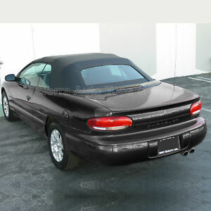 Image Is Loading Fits 1996 2000 Chrysler Sebring Convertible Top Gl