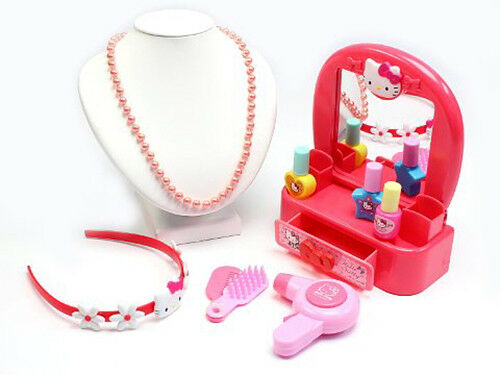 2 Hello Kitty Sets – Dresser and Purse Sets Sets Sets - Various Beauty and Play Supplies ac216a
