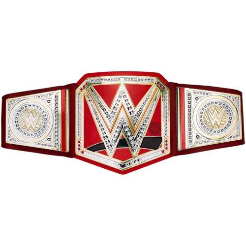 WWE movimento attivato CAMPIONATO UNIVERSALE Cintura Nuovo