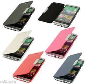 PARA-HTC-ONE-M8-FUNDA-CARCASA-TIPO-LIBRO-CON-IMAN-MAGNETIC-FLIP-COVER-CASE