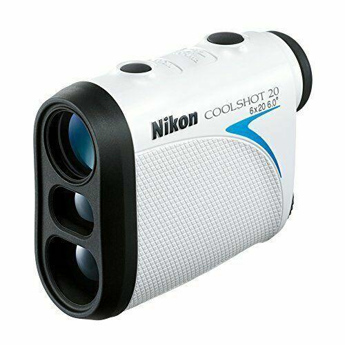 Nikon COOLSHOT 20 LCS20 Portable Golf Laser Rangefinder 1657
