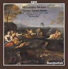 Alessandro Melani: L'Europa; Sacred Works (CD, Dec-2008, Cpo)