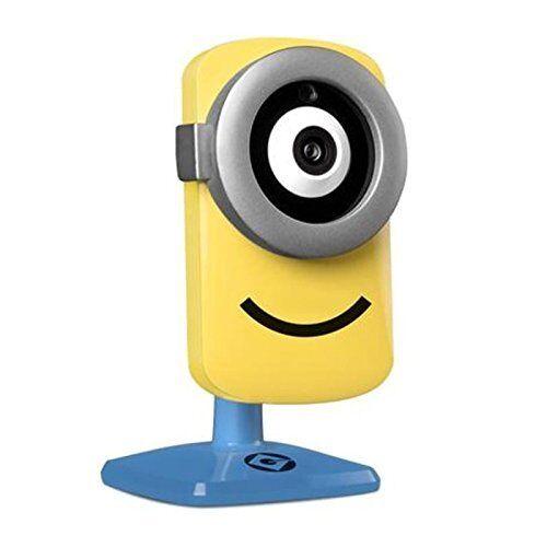 Despicable 3 Minions Stuart Figure Home monitor Camera Set HD WiFi Cam Indoor