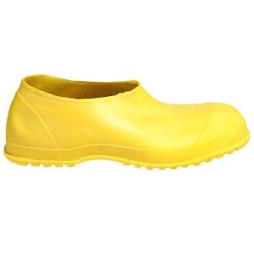 Tingley Workbrutes Size 12-15 Over the Shoe Work Rain Boots 35113 Yellow