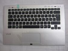 Sony Vaio VPCSD Tastatur mit Rahmen Touchpad IT P/N: 9Z.N6BBF.00E 148949811