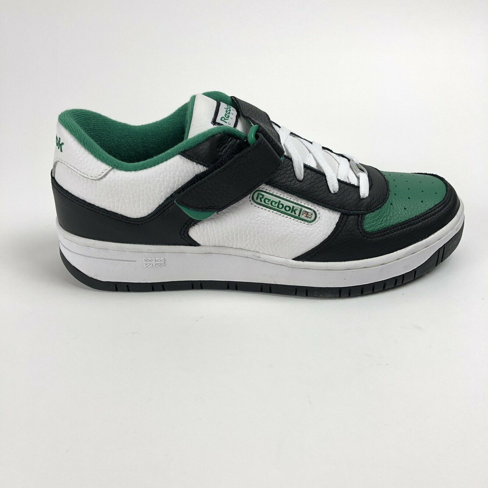 Reebok Classic Amaze Zing Special Edition Men 9.5 Strap Low shoes Green 4-105495