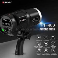 TRIOPO Oubao F1-400 400W 1/8000s High Speed Sync Flash Strobe Light 2.4G J1F5