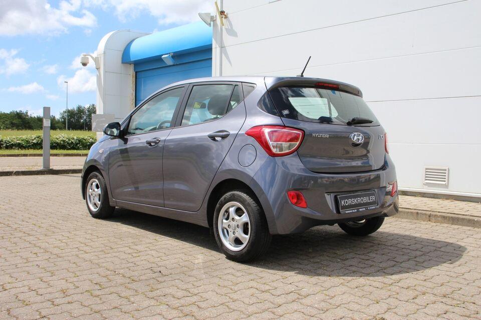 Hyundai i10 1,0 Go Clim Benzin modelår 2016 km 116000