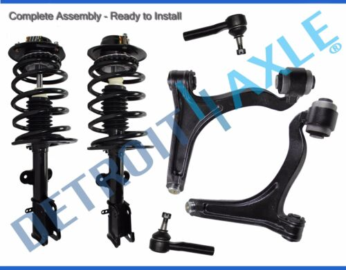 2004 2005 2006 2007 2008 Chrysler Pacifica Front Strut Lower Control Arm Tierods