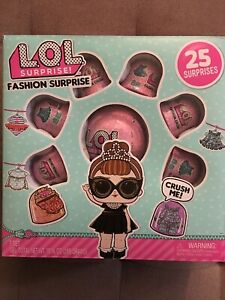 Eye Spy GENUINE MGA LOL Surprise Fashion Crush 6 PACK FAST POST