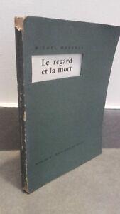 El Aspecto Y La Muerto Michel Maxence Ediciones de La Umbral 1960 N º 5 Pin ABE