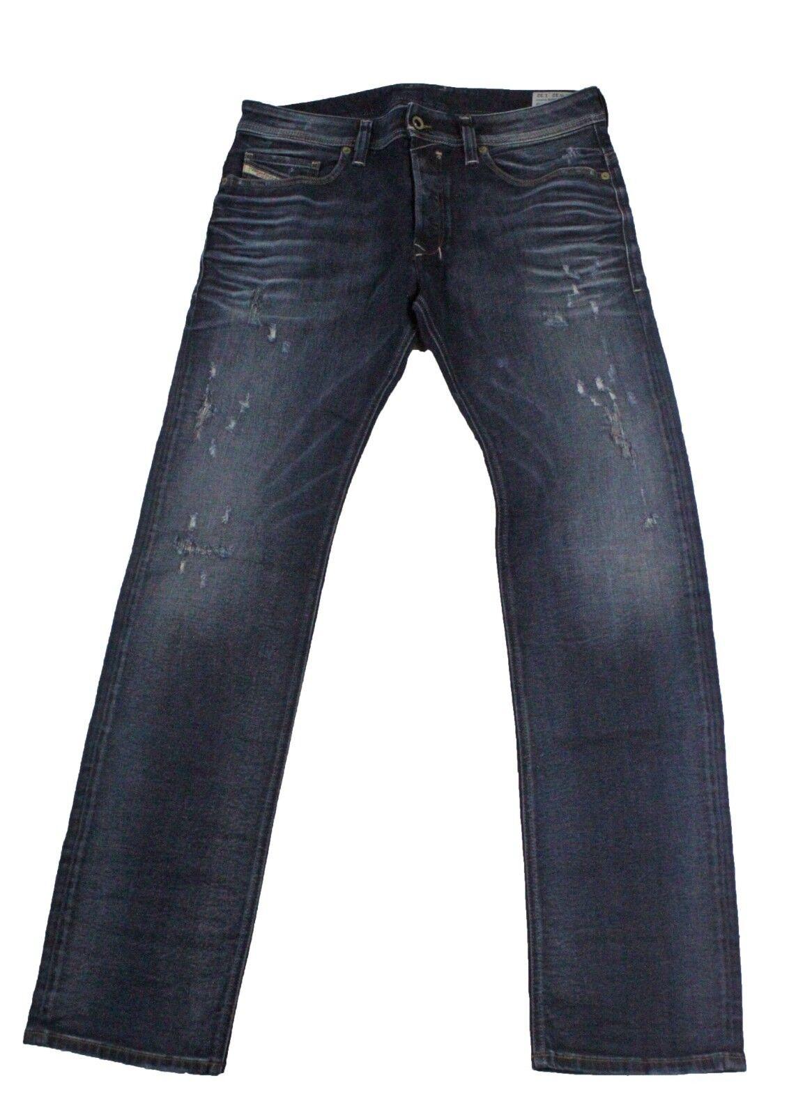 DIESEL Nuovo di Zecca Zecca Zecca Safado 852G Jeans 852G 32X32 3c5782