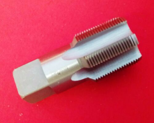 """1-1//2/"""" 11-1//2 NPT Taper Pipe Tap Thread Cleaning Rethreading CS High Quality"""
