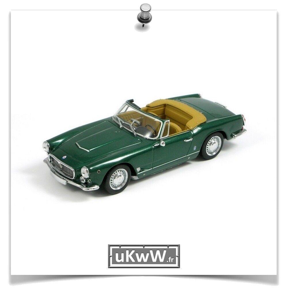 Minichamps 1 43 - maserati 3500 gt cabriolet metallic green 1961