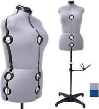 Gex 13 Dials Adjustable Dress Form Sewing Female Mannequin Torso Stand Medium